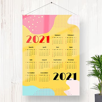 Template Kalender PSD, 160+ Sumber Daya Grafis Photoshop ...