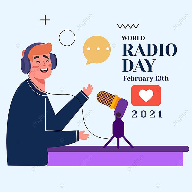 social network advertising for the 2021 world radio festival