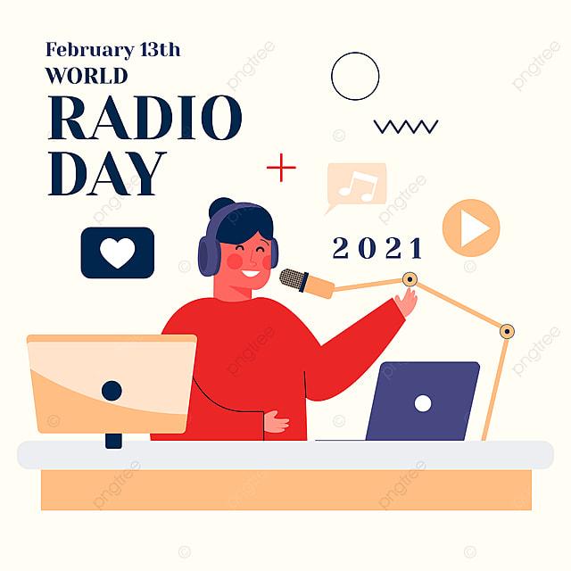 world radio festival 2021 social network advertising