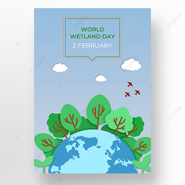 forest world wetland day earth poster
