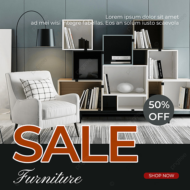 home promotion discount social media