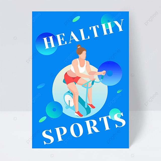 sports online course flyer