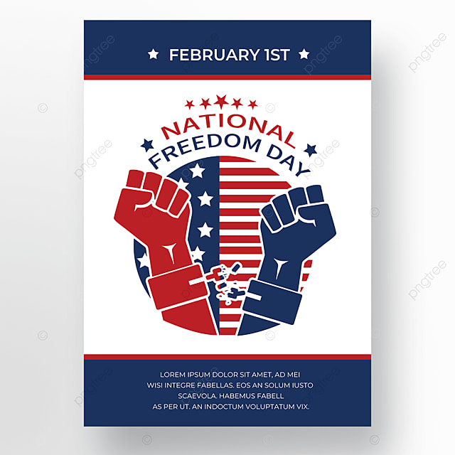 blue white background american freedom day
