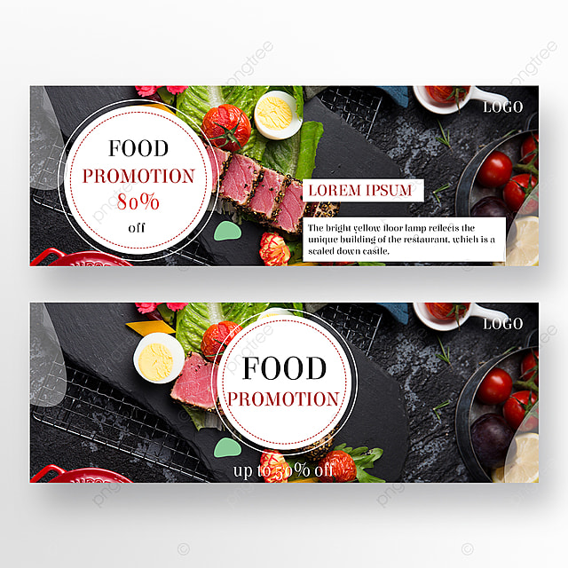 simple photography map texture restaurant banner