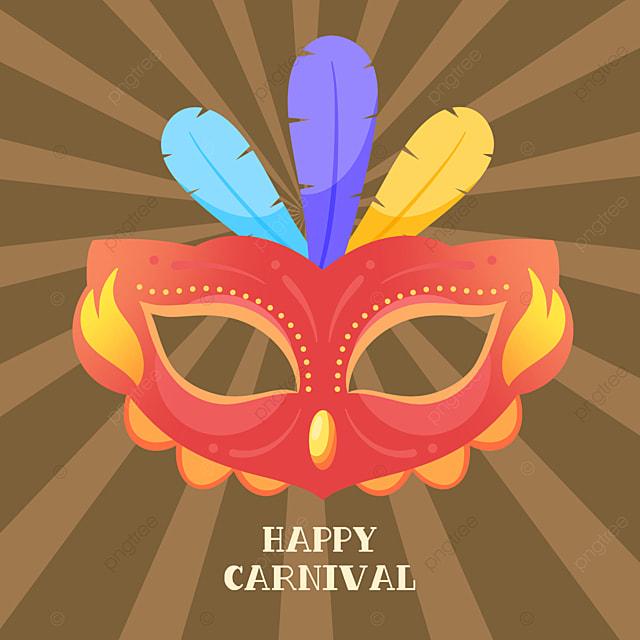 creative and exquisite radiation brazilian carnival social media