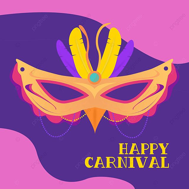 creative fashion mask brazilian carnival social media