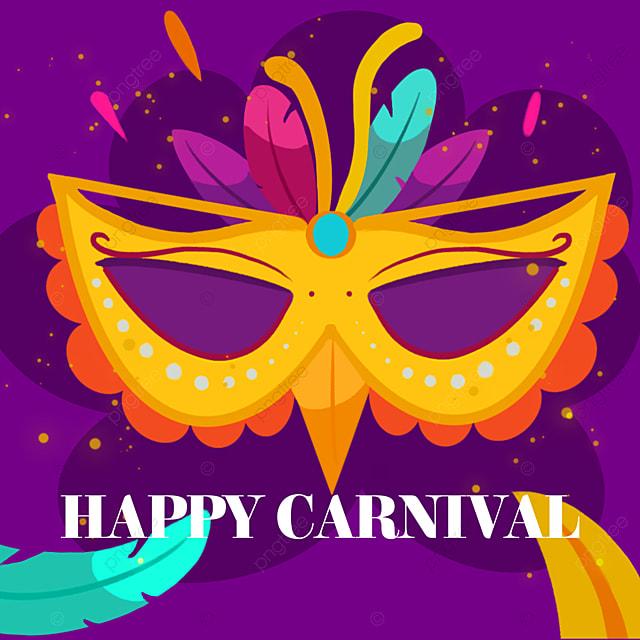 creative high end mask brazilian carnival social media