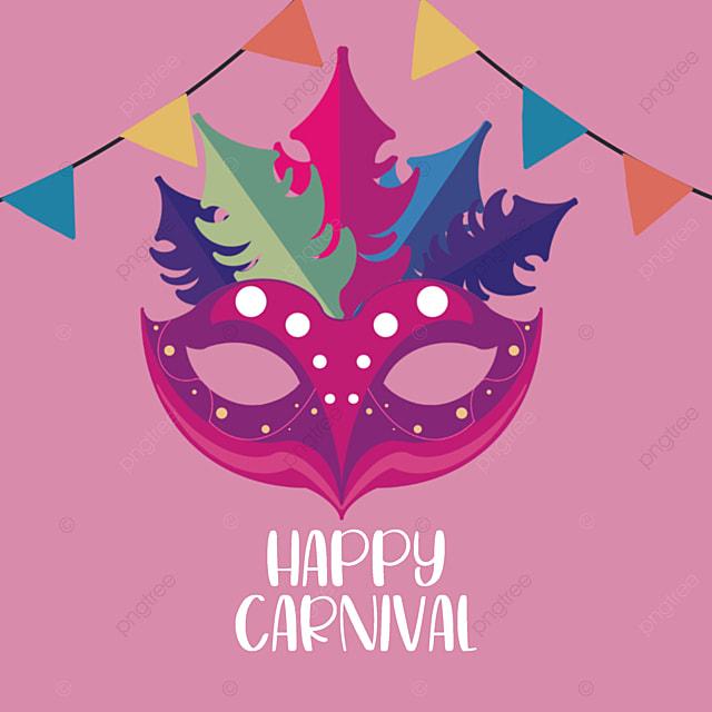 pink exquisite brazilian carnival social media