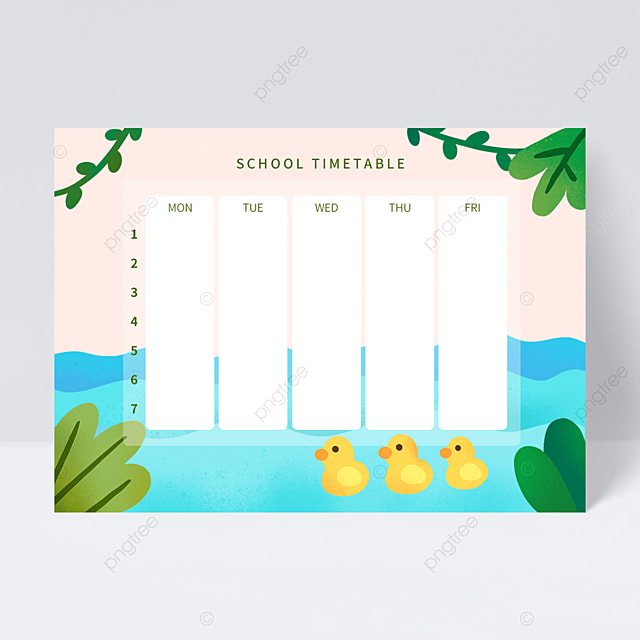 little yellow duck swimming school schedule