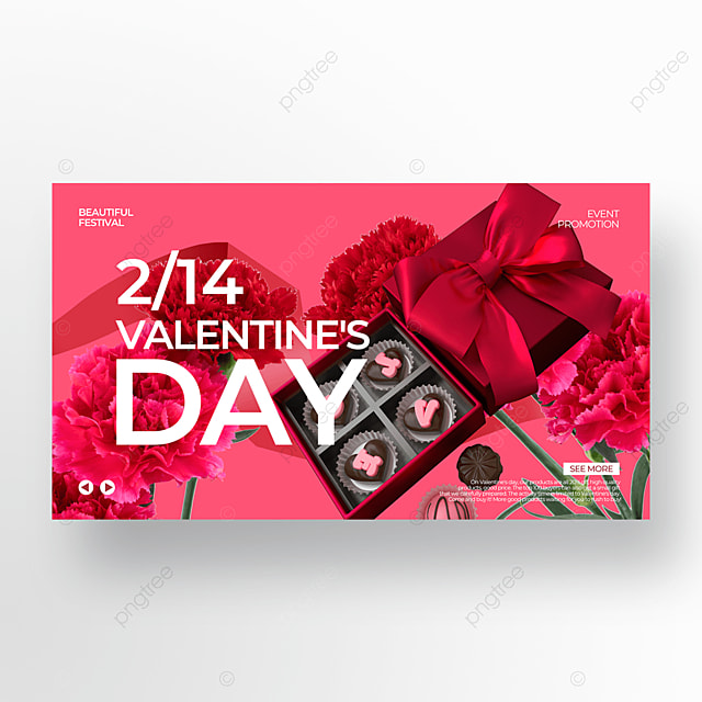 qiao leli creative pink valentines day food promotion