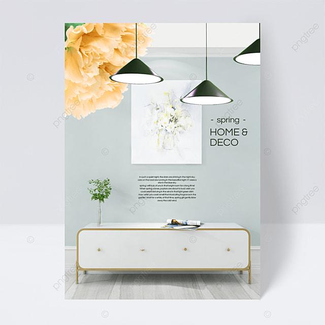spring furniture flyer
