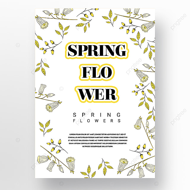 white minimalist texture creative new year poster promotion template