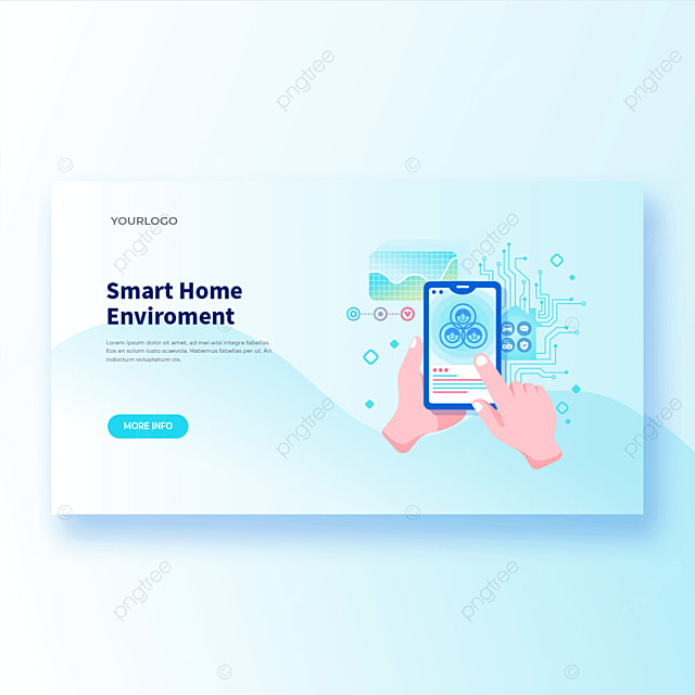 flat smart phone financial investment and wealth management mobile banking smart application template