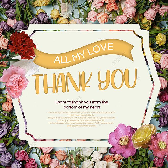 thank you mood ad