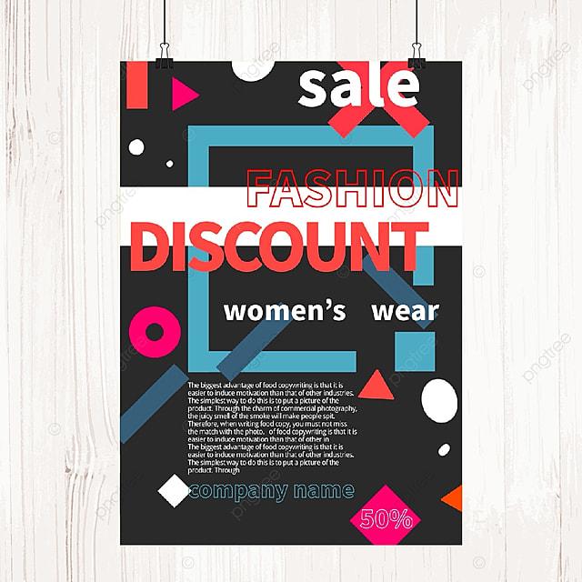 color memphis promotion poster