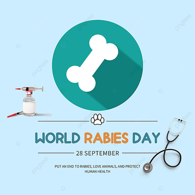 green world rabies day promotion