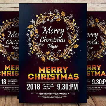 christmas flyer png vectors psd and clipart for free download