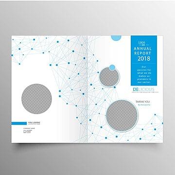 шаблон бизнес брошюры Шаблон
