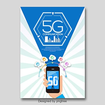 blue 5g network communication method Template