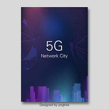 on the use of a 5g poster poster template Template