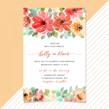 Wedding Card Png Vector Psd And Clipart With Transparent Background For Free Download Pngtree