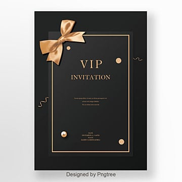 291 Commerical Invitation Card Templates For Free Download