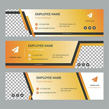 Email Signature Png Images Vectors And Psd Files Free Download
