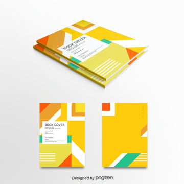 the yellow color of each business can cover Template