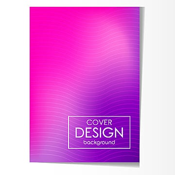 abstract colorful cover design background Template