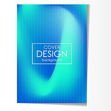 abstract colorful design cover background Template
