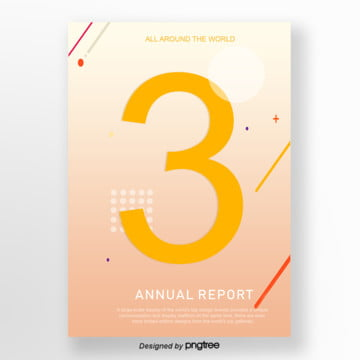 the annual report about a business newspaper, Vintage, Yellow, Background PNG and PSD