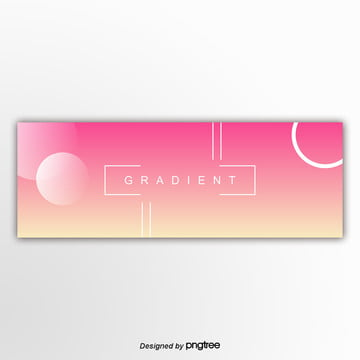 pastel color gradually changes between the banner background abstract Template