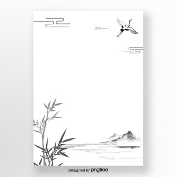 a compact ink poster background Template