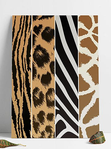 leopard picture material leopard texture leopard background texture Template
