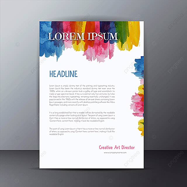 Modern Brochure Templates 47 Design Templates For Free Download