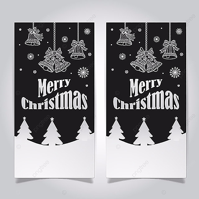 Hand Drawn Colorful Christmas Brochure Template For Free Download On