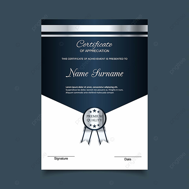 Certificate template with luxury and modern patterndiplomavector certificate template with luxury and modern patterndiplomavector illustration template yadclub Choice Image