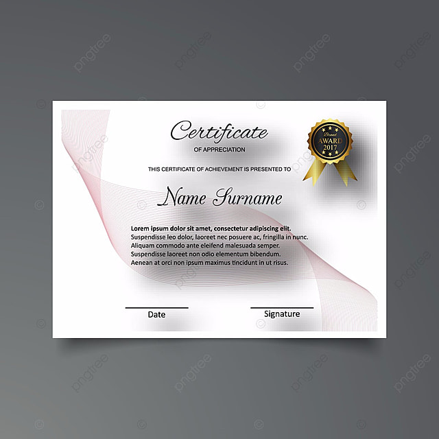 Certificate template with luxury and modern patterndiplomavector certificate template with luxury and modern patterndiplomavector illustration yelopaper Images