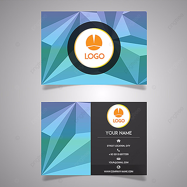Vector abstract visiting card template for free download on pngtree vector abstract visiting card template accmission Gallery