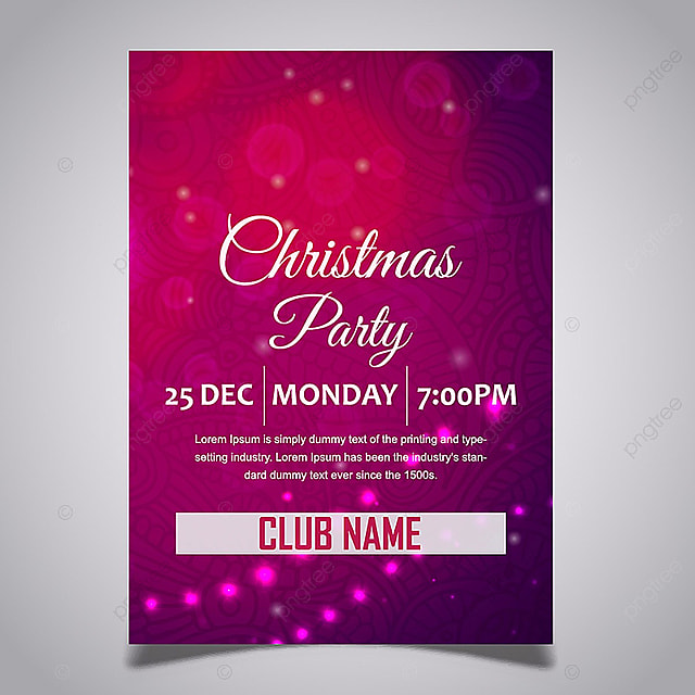 christmas posters designs Template for Free Download on Pngtree