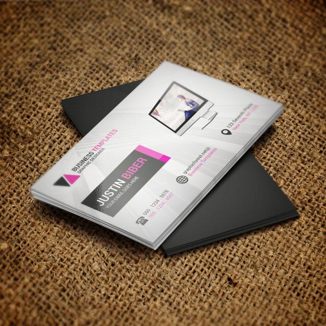 Business card template psd modelo para download gratuito no pngtree business card template psd modelo reheart Choice Image