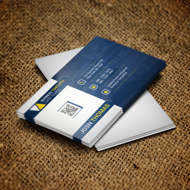 Business Card Psd Template Template Free Download On Pngtree - Business cards psd templates