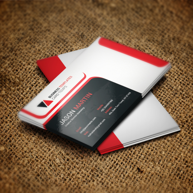 Business card psd template template for free download on pngtree business card psd template template colourmoves