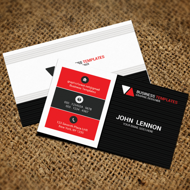 Business card psd template template free download on pngtree business card psd template pronofoot35fo Gallery