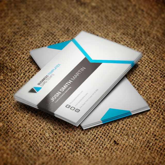 Business Card Psd Template Template Free Download On Pngtree - Business card psd template
