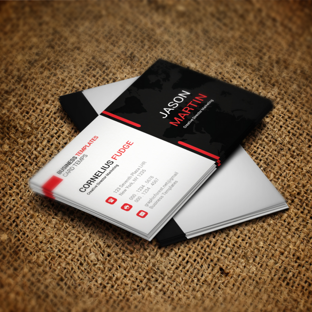 Business Card PSD Photoshop Graphic Resources For Free Download - Business cards psd templates