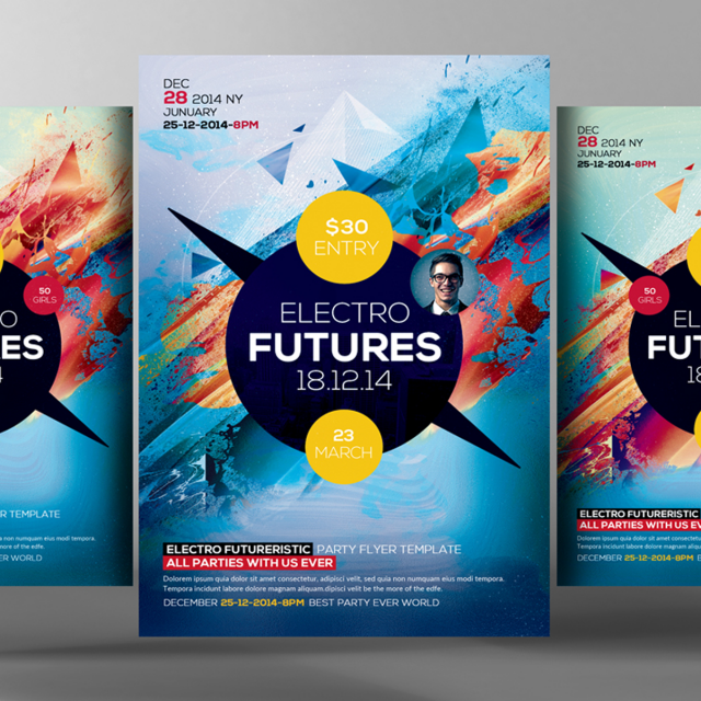 electronic future poster template template for free download on pngtree