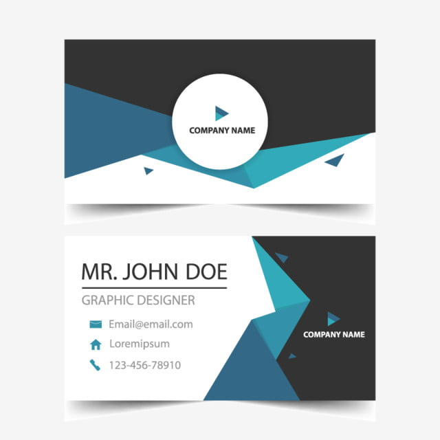 business card Template for Free Download on Pngtree