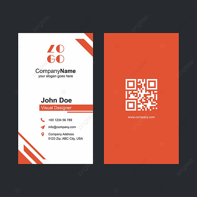 Orange business cards template for free download on pngtree orange business cards template wajeb Choice Image