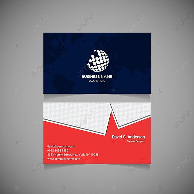 templates business cards free download
